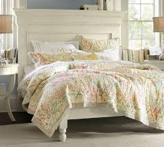 Pottery Barn Comforter Remarkable Creative Designing Ideas Pottery Barn Headboards