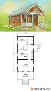two bedroom 24x24 plan mostly small houses pinterest cabin