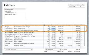 Estimate Deck Materials by Sheets And Progress Invoicing