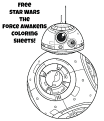 printable star wars christmas coloring pages free