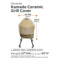 Patio Grill Cover by Amazon Com Classic Accessories 55 231 041501 00 Veranda Big