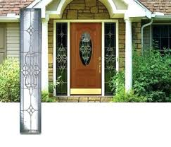 front doors with side lights wood entry doors with sidelights and transom fooru me