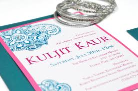 custom bridal shower invitations indian bridal shower adori designs custom wedding invitations
