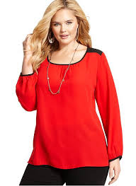 blouses for plus size plus size tops for collection 12 trends for womens