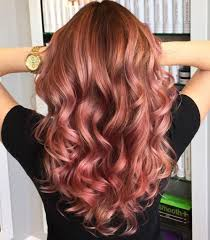 Rose Gold Hair Color | 20 rose gold hair color ideas tips how to dye