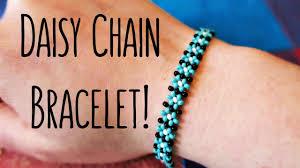 beading bracelet size images Diy easy daisy chain seed bead bracelet bead weaving the jpg