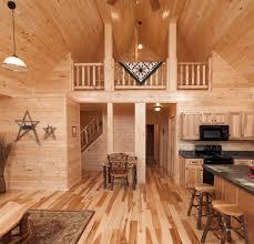 loft cabin style homes mountaineer deluxe loft ais