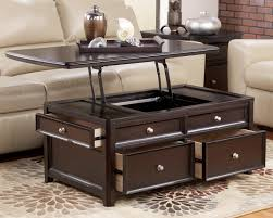 coffee table with wicker storage baskets tables and for