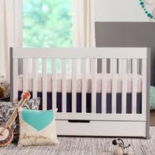 Meadowdale Convertible Crib Westwood Design Meadowdale Wood 4 In 1 Convertible Crib In Cloud