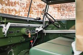 land rover series 1 for sale it lives it dies it lives again land rover series 1 u0027reborn