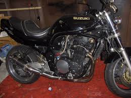 mk1 suzuki bandit 1200 streetfighter in poole dorset gumtree