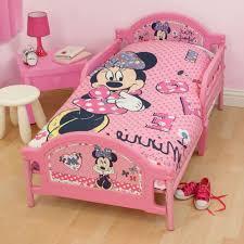 Pink Minnie Mouse Bedroom Decor 23 Best Toddler Bedding For Girls Images On Pinterest Toddler