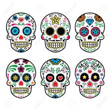 Sugar Skull Pumpkin Carving Patterns by Mexican Sugar Dancing пошук Google Stitching Pinterest