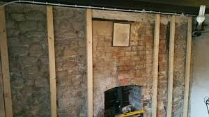 renovating an old stone cottage breathable insulation on a solid