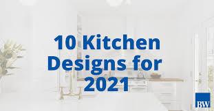 6 emerging kitchen storage design ideas for function 10 kitchen design trends for 2021