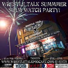 mwr halloween horror nights tickets wrestle talk summer slam watch party 17 in kansas city at rockstar