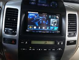 lexus gx470 dashboard lights amazon com dkmus double din radio stereo installation panel for