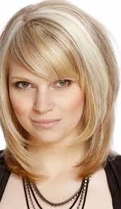 layered medium lenght hair with bangs 15 pics of medium length hairstyles with bangs and layers