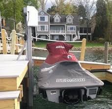 Backyard Ski Lift Doozie Boat Lifts
