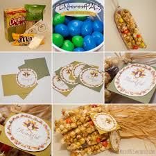 caramel corn thanksgiving gifts penterestpals
