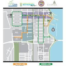 map n map west palm dda west palm downtown development