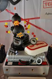 a boy u0027s secret agent birthday party birthdays
