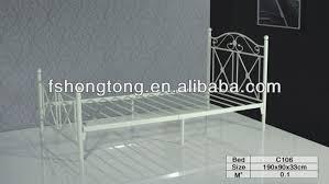 White Metal Bed Frame Queen Queen Size Metal Bed Frame Queen Size Metal Bed Frame Suppliers