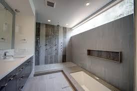 Houzz Modern Bathrooms Gray Modern Bathroom Ideas Houzz