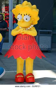Lisa Simpson Halloween Costume Lisa Simpson Stock Photos U0026 Lisa Simpson Stock Images Alamy