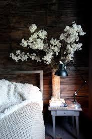 Flower Decoration For Bedroom Minimal Flower Arrangement Bedroom Midcentury With Task Lamp