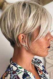 fine graycoming in of short bob hairstyles for 70 yr old 198 best hair images on pinterest hair cut pixie cuts and short