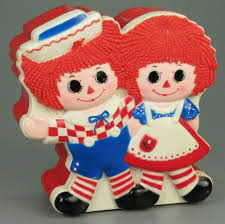 107 3937 raggedy ann and andy talking bank still bank more