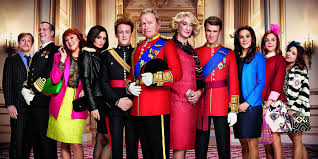 Series Uk - channel 4 comedy series the windsors to return for series 2 news