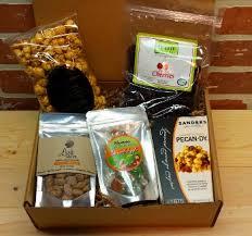michigan gift baskets the michigan gift box from gift baskets from michigan