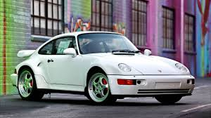 1994 porsche 911 turbo porsche 911 turbo 3 6 s flachbau us spec 964 u00271994 youtube