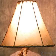 whitetail deer 3 antler table lamp w3l