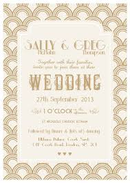 gatsby wedding invitations the great gatsby wedding invitation papergrace wedding stationery