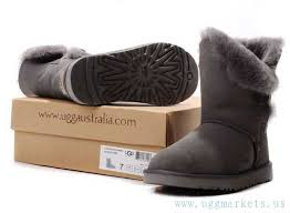 ugg boots sale in toronto ugg 5803 bailey button boots grey for womens uggs boots