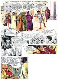 imagenes de jesus ante pilato jesús ante pilato comics cristianos jeremías 6 16