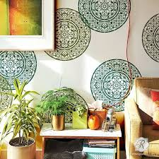 painting stencils for wall art bedroom wall paint stencils decorative mandala designs wall art