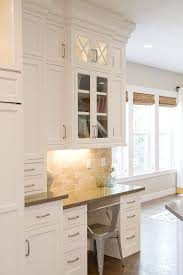 kitchen cabinets for home office kitchen cabinet office desk archives michael malarkey com
