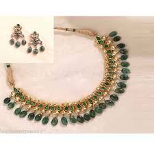 indian bridal necklace sets images Indian gold plated necklace set bridal necklace with earring at rs jpg