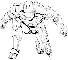 coloring pages superhero coloring pages childs marvel