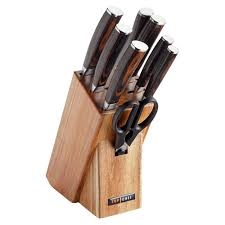 top chef dynasty 9 piece block set top chef cutlery by master