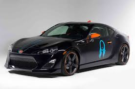 toyota frs car scion to bring modified fr s sports cars to sema autocar