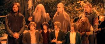 what happened to the lord of the rings characters after the