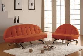 Stylish Sleeper Sofa Copper Kiwi Or Black Microfiber Stylish Sleeper Sofa
