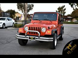used jeep rubicon for sale 2005 jeep wrangler for sale in los angeles ca cargurus