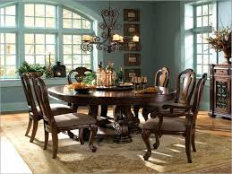 dining table round dining table for 6 contemporary dining room