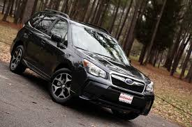 grey subaru my 2015 forester 2 0xt premium in dark gray metallic subaru